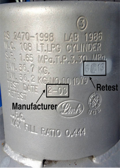 Gas Bottle Testing Tauranga Mt Maunganui Gas Refill